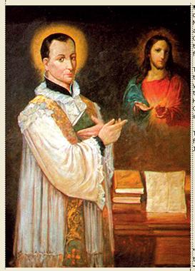 Saint Claude La Colombière, Jésuite, confesseur de sainte Marguerite-Marie (+ 1682)