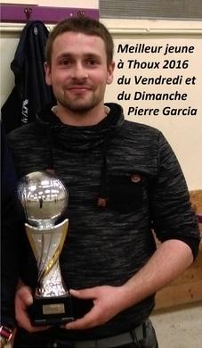 Coupes et Trophées 2016.