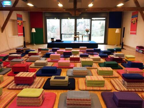 Poésie et méditation : Risquer la liberté