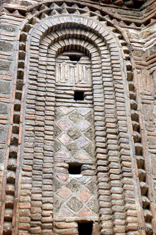 Ohrid: église de la vierge Peribleptos