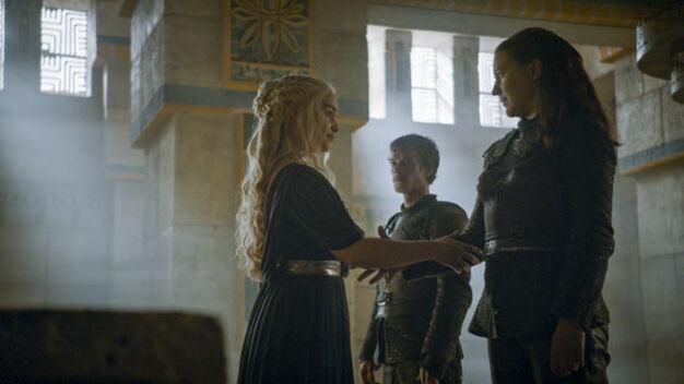 Daenerys de retour à Meereen