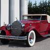 1931 Packard 845 Rollston Convertible Victoria