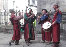 Avec CURRAGH aux fêtes historiques de Vannes