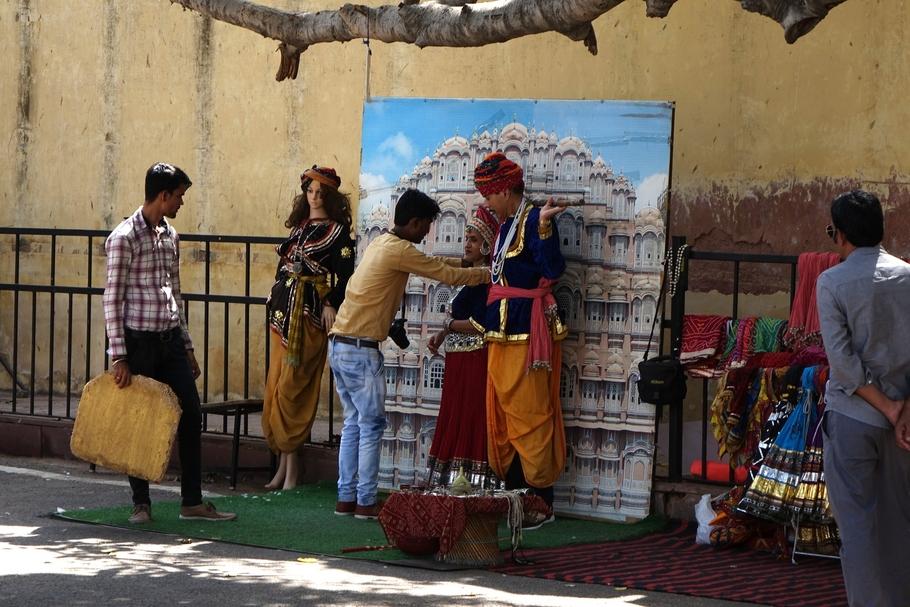 Jaipur ~ L'observatoire du Jantar Mantar