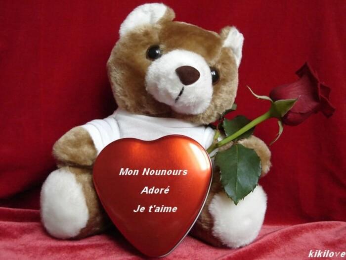 Top ♥Bonjour mon coeur bon début de semaine love you♥ IQ51