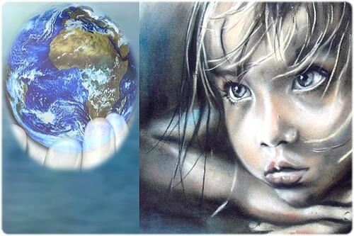 Image du monde... D'un regard