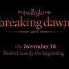 Logo sous-titré VO Breaking Dawn