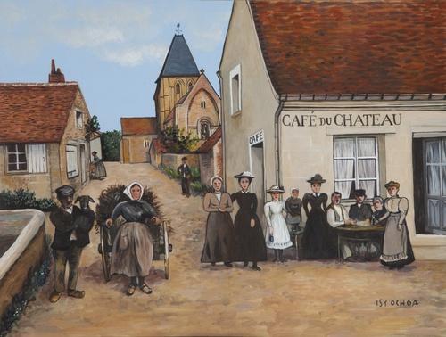 Exposition à Montoire-sur-le-Loir