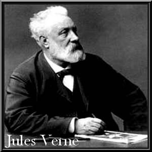 """"""" Quand par le dur hiver """" poème de Jules Verne"""