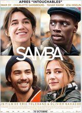 SAMBA de Eric Tolédano et Olivier Nakache
