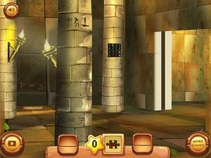 Jouer à Pyramid treasure escape