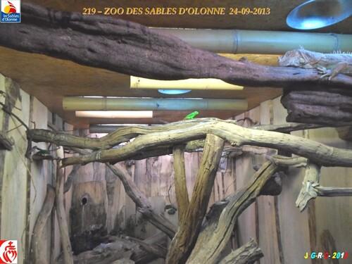 ZOO DES SABLES  D'OLONNE  4/9     24/03/2014