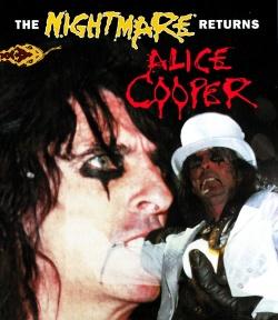 ALICE COOPER - The Nightmare Returns [Video]