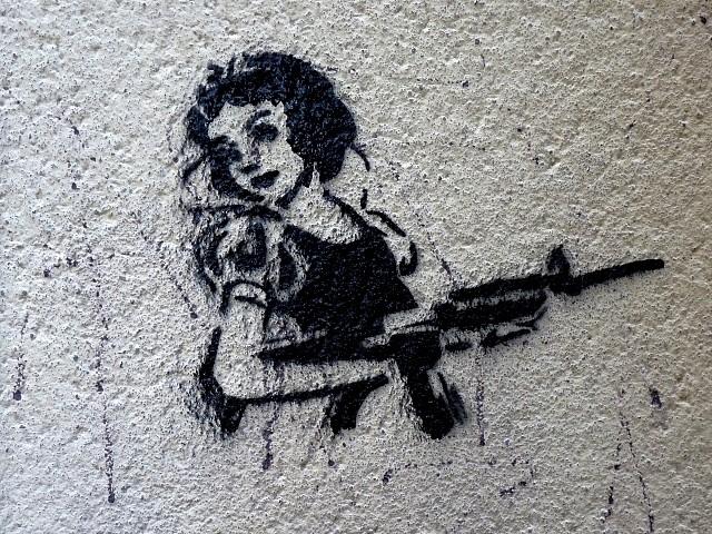 Blanche Neige graffiti 1 Marc de Metz 03 10 2012