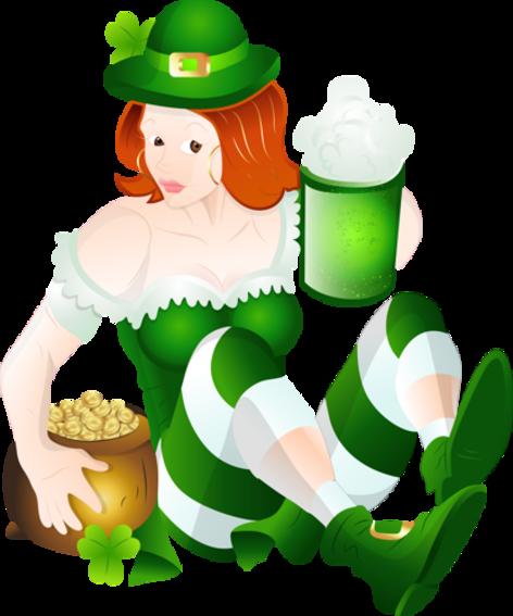 Saint Patrick Personnage 1