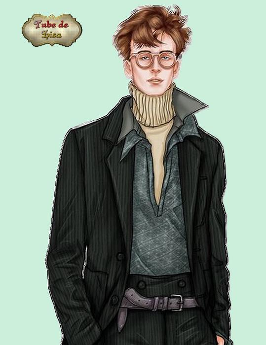 Homme série 19