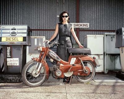 La moto chez les autres