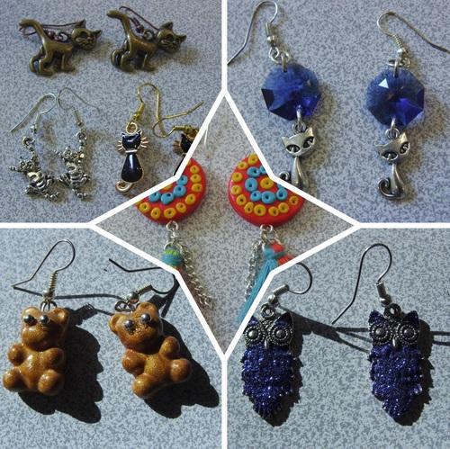 bijoux divers