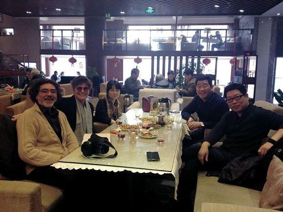Yan Li commissaire Fei-Han Exposition Caroline Tapernoux Chine