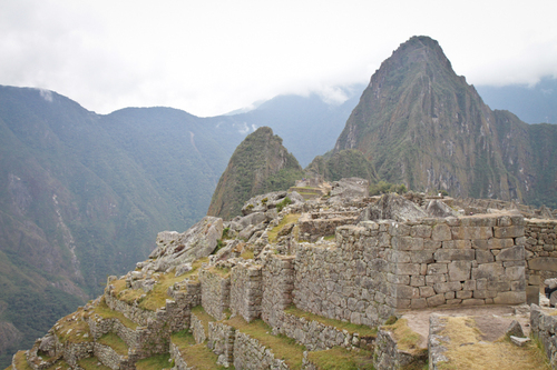 Aventureux Machu Picchu