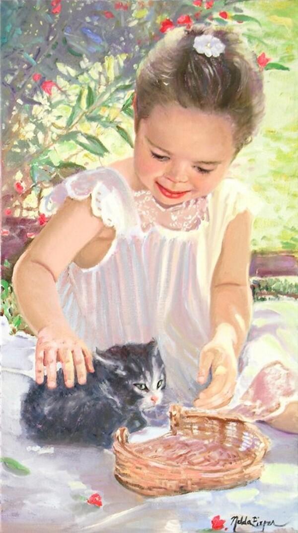 Peinture de : Neldia Pieper