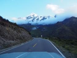 Retour du Machu Picchu
