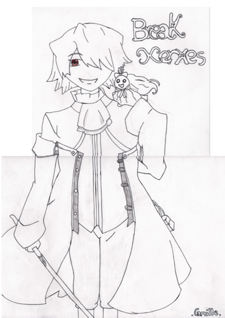 Xerxes Break (Pandora Hearts)