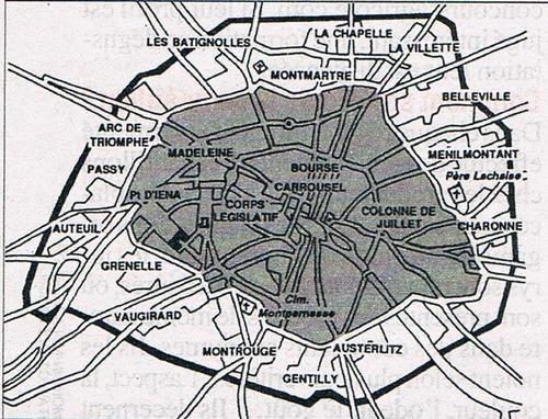 Plongée dans le Paris d'avant Haussmann