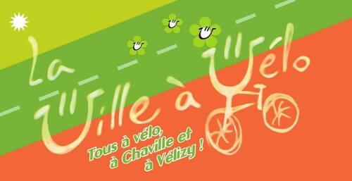Ecole du vélo de La ville à vélo Chaville -Vélizy le 15 Nov de 10hà 11h30 Ecole Paul Bert