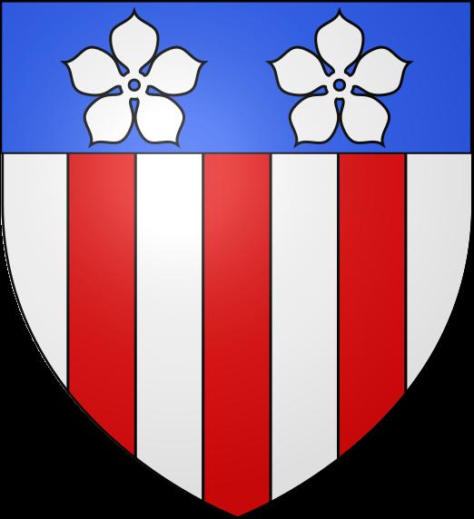 Fichier:Blason de Henri Camille, Chevalier de Beringhen.svg