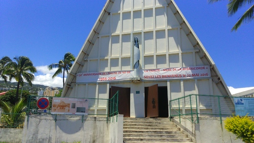 L'église Notre Dame de la Trinité