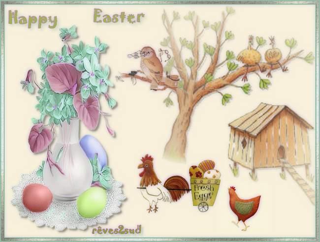 Easter- Pâques2016