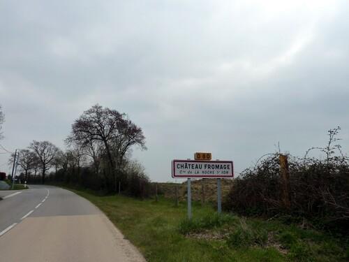 Château-Fromage et La Limouzinière, paroisses disparues....