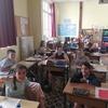 Classe de CM2, Mme Bernier