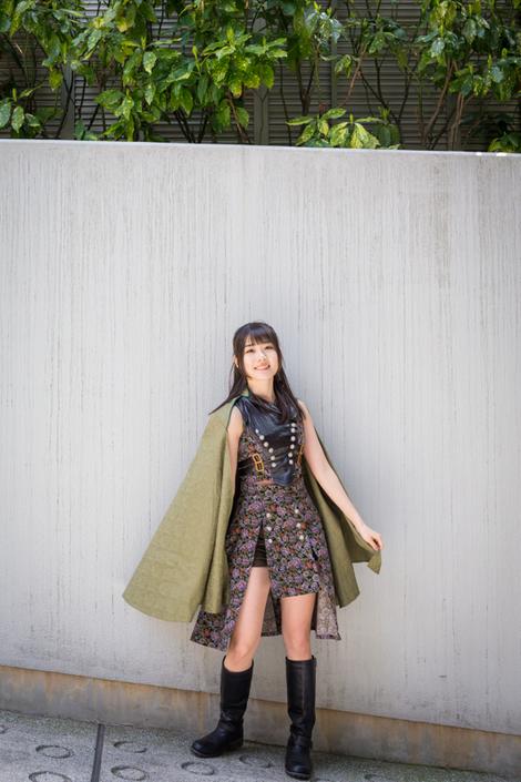 Models Collection : ( [TOKYO IDOL NET] - |2018.04.17| PORTRAIT / Moe Tsurumi/鶴見萌 ( Niji No Conquistador/虹のコンキスタドール ) )