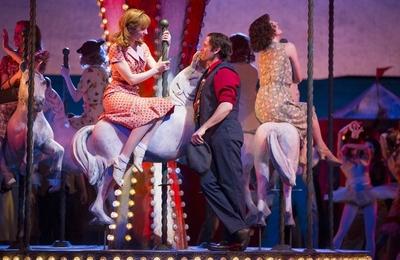 dance ballet caroussel ballet