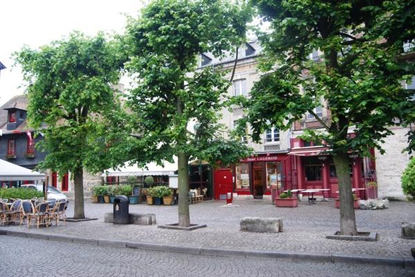 Honfleur, la vieille ville