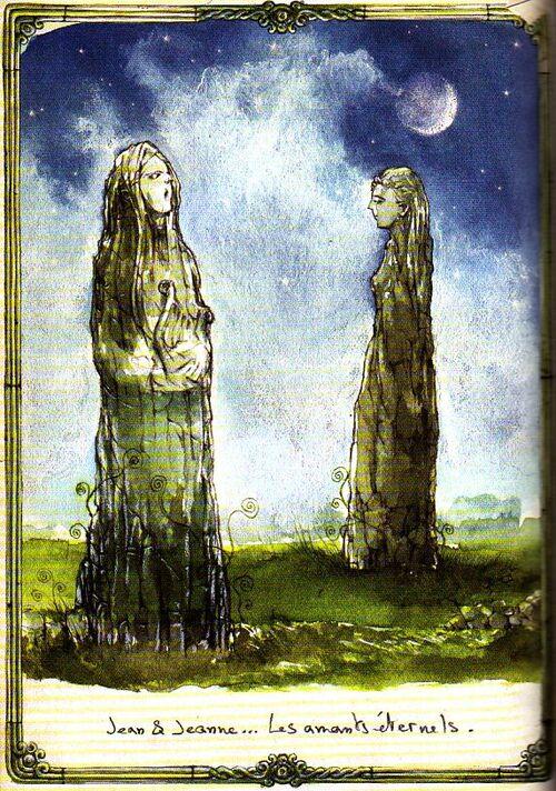 La Légende de Jean et Jeanne ...
