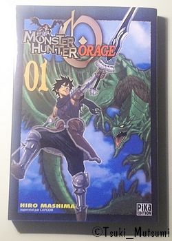 Monster Hunter Orage - tome 1
