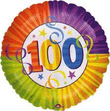 Collection pour la fête du 100