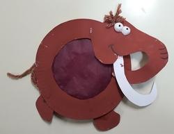 Le mammouth en assiette !