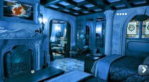 Jouer à Genie Gothic blue room escape