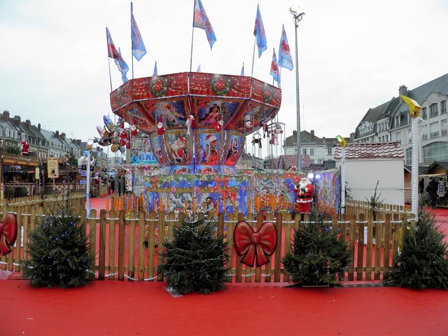 Marché de Noël de Cambrai