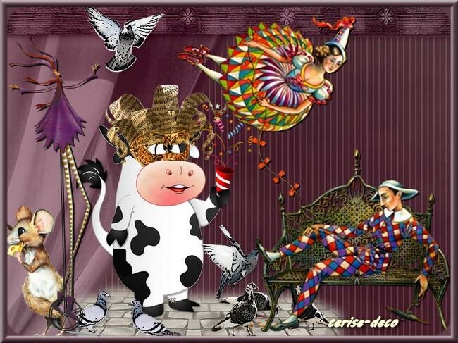 gif carnaval pour anastasia