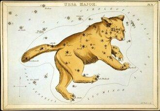 XXXVII - Armure de la Grande Ourse (Ursa Major Cloth)