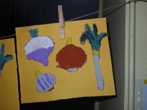 Les créations des élèves