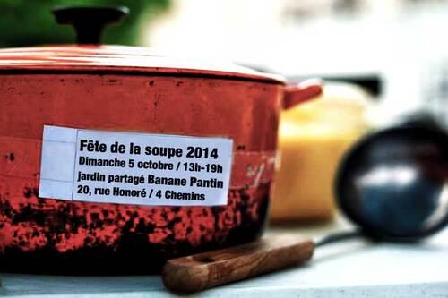 Fête de la Soupe #3... c'est ce dimanche!