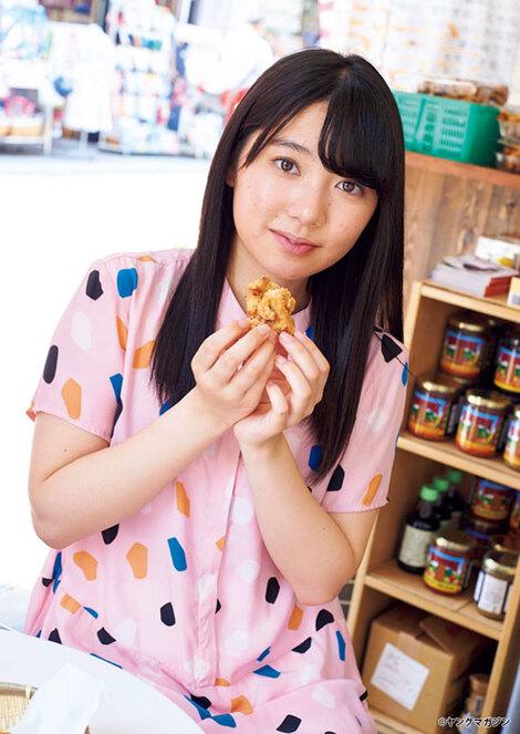 WEB Magazine : ( [Monthly Young Magazine ( Unpublished pics WEB )] - |Monthly Young Magazine - 2017 / N°7 - Yuka Ogura & Nanami Yonetani| )
