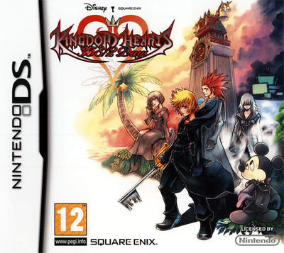 Kingdom Hearts - 358-2 Days (EU)(M5)