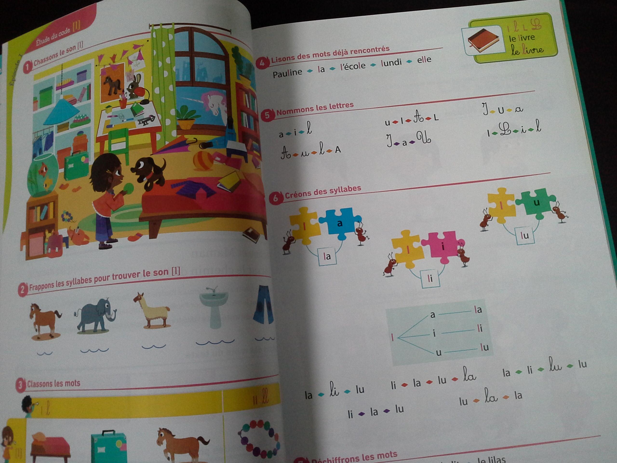 Gut gemocht Les lectures de Sanléane: Méthode de lecture Litournelle ZB43